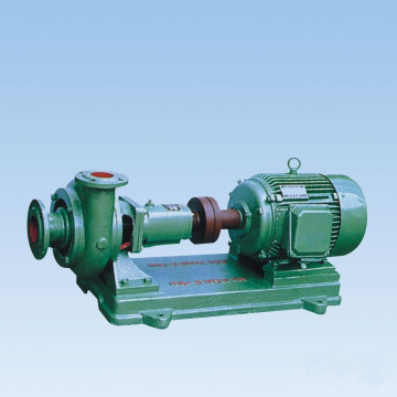 PW horizontal sewage pump