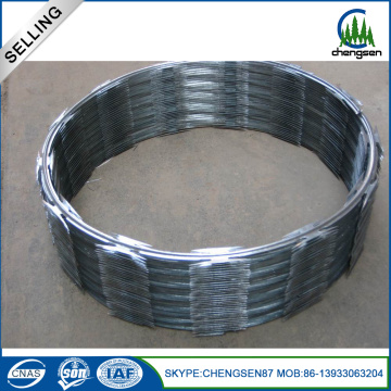 Security Fencing Barbed Wire Price Per Meter