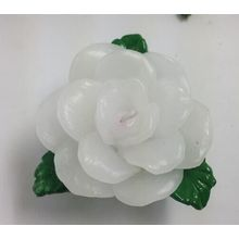 Top for Music Flower Candles Paraffin wax flower shape candles supply to Italy Suppliers