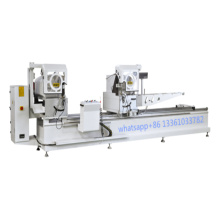 LJZY- 500×4200 Aluminum Double-head Precision Cutting Saw