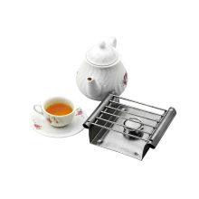 stainless steel warmer for tea pot