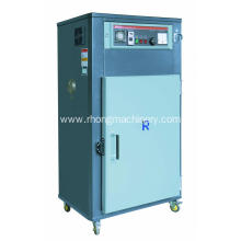 Box type dryer for plastic recycling