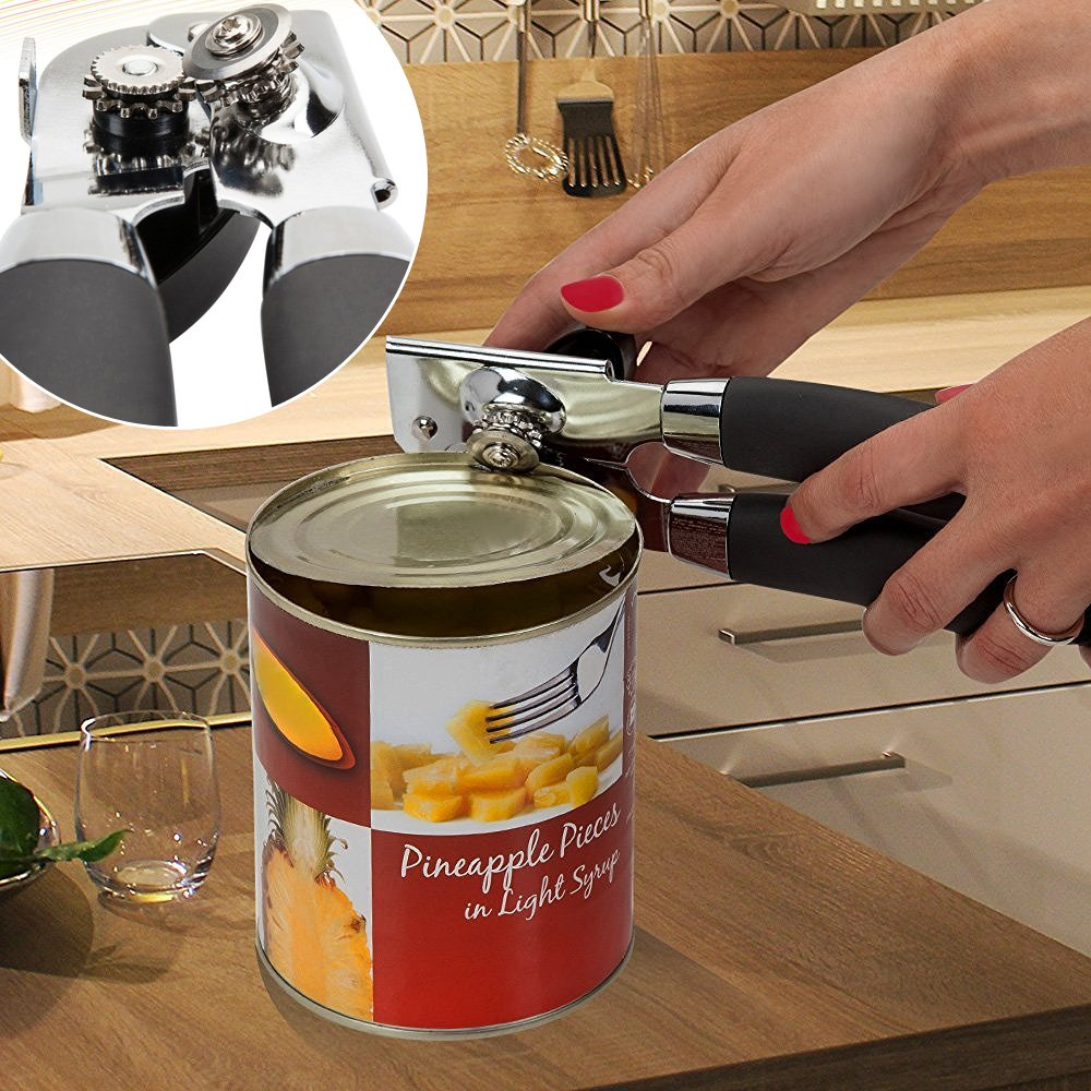Can Opener Stainless Steel Can Bottle Opener