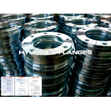 DIN EN1092-1 Steel Pipe Forged Forging Flange