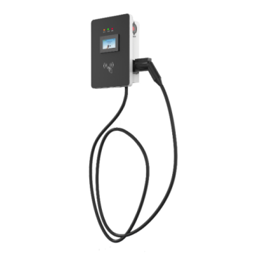 standard version 7Kw portable AC EV charger customized
