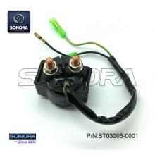 Quality for Baotian Scooter Starter Relay Solenoid QINGQI QM125-2C Starter Relay Solenoid export to Russian Federation Supplier