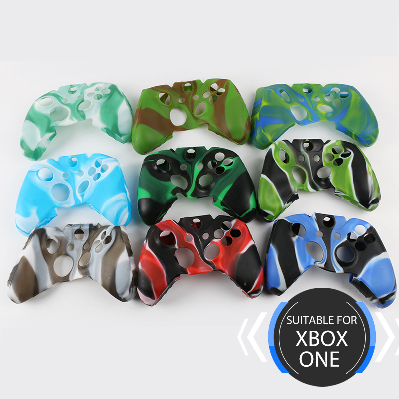 Xbox 360 Mixed Color Silicone Skin
