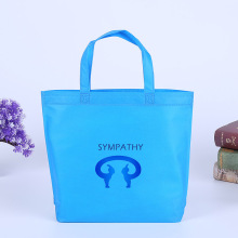 Shopping bag for custom non-woven bag supermarket