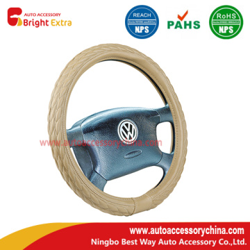 Factory best selling for Classic Car Steering Wheel Covers Universal Fit Luxury Steering Wheel Cover supply to Guinea-Bissau Exporter