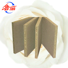 Supply for Plain Melamine Particle Board Package plain particle board export to Italy Supplier