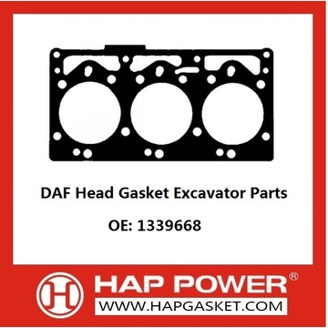 DAF Head Gasket Auto Parts 1339668