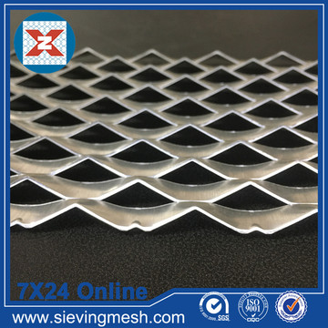 Galvanized Expanded Metal Panel