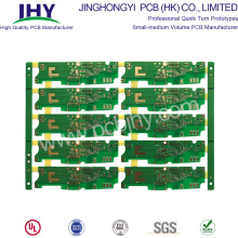 Factory best selling for 2 Layer PCB Green HASL LF Double Sided PCB export to South Korea Manufacturer