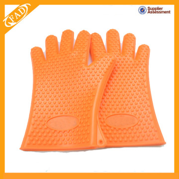 Good Quality for Cute Oven Mitts 2015 Promotional Silicone Hot Pot Holder Mitts export to Virgin Islands (U.S.) Exporter
