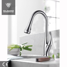 China for CUPC Bathroom Faucet Long Neck One Handle Kitchen Vessel Faucets export to India Supplier