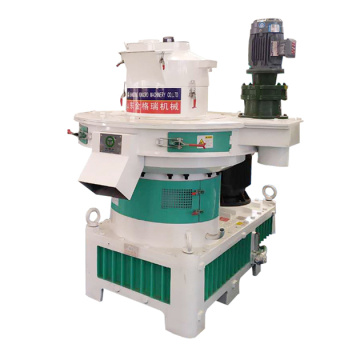 1-1.5 t/h Olive Pomace Pellet Making Machine