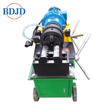 Steel Screw Rib-peeling and Parallel Thread Rolling Machine