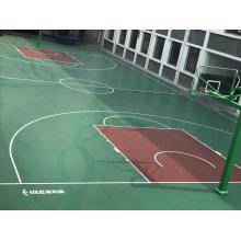 PVC Floor Outdoor Sports Court Mat Outside Floor