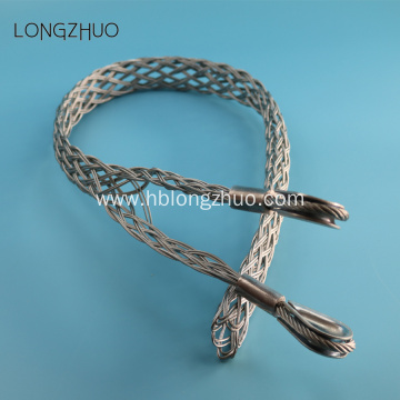 Steel Cable Pulling Grips Cable Stocking Sock