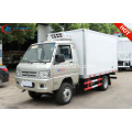 2019 New Foton -0℃-15℃ Refrigerated Small Trucks