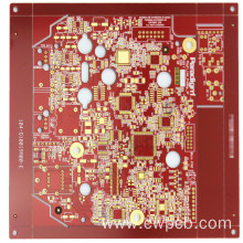 1.2mm 1OZ ENIG Four layers circuit board