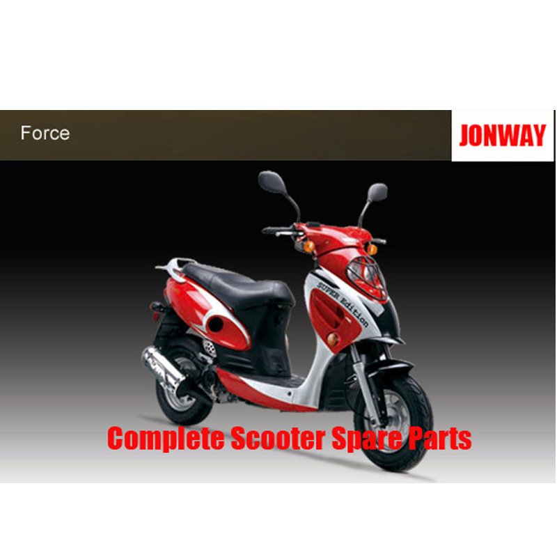 Jonway Force Complete Scooter Spare Parts Original Quality