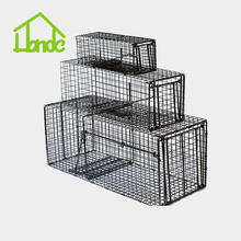 Europe style for Medium Cage Trap,Animal Hunting Traps,Folding Animal Trap,Heavy Duty Live Animal Traps Manufacturer in China Heavy Duty Live Animal Traps supply to Lesotho Exporter