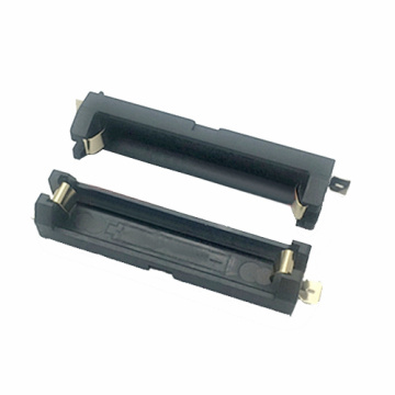 Coin Cell Holders For One Li-ion 18650 Dip