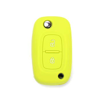 Eco-friendly Durable Silicone Renault key fob cover