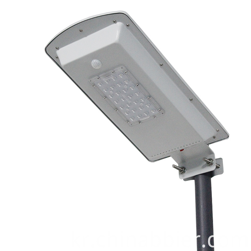 15Watt Solar Street Light