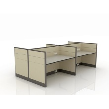 High Permance for China Cubicle Workstation,Office Cubicle Workstation,Contemporary Office Cubicles Supplier 2018 popular office workstation office furniture export to Turkmenistan Factory