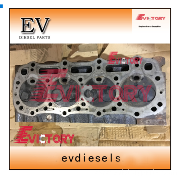 PERKINS engine cylinder head 404C-22 cylinder block
