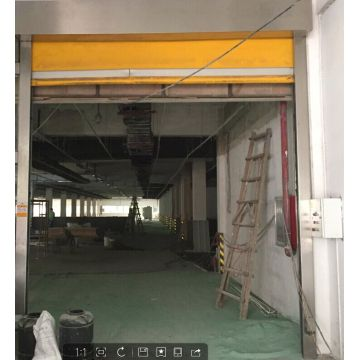 Malaysia Commercial Commercial Soft PVC High Speed ​​Door