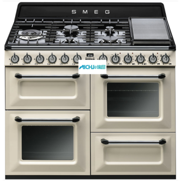 Freestanding Cookers Electric Coloured