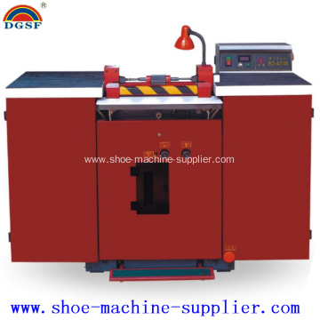 High Quality Industrial Factory for Leather Machine Plc Band Knife Splitting Machine BD-420W supply to Portugal Supplier