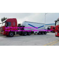 CIMC 3 axles 60m3 bulk cement semi trailer