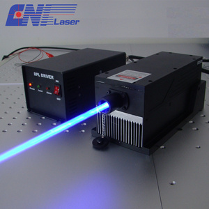 2w 457nm blue laser for optical instrument