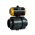 professional ductile iron body of butterfly valve for gas