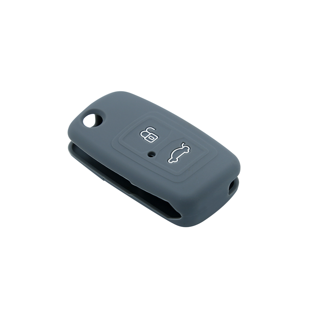 Embossed Chery Silicone Key Cover