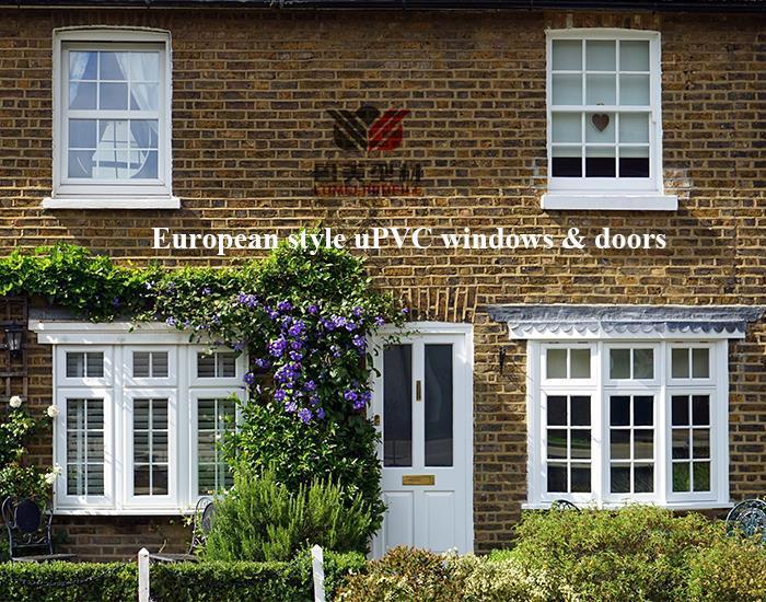 European uPVC windows & doors