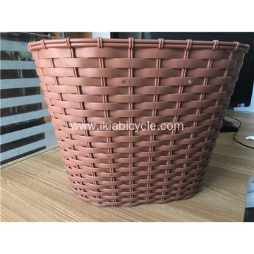 Durable Woven Bike Baskets