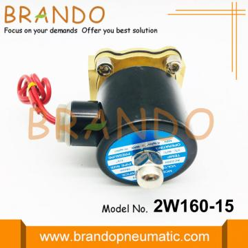 Normal Open Type Water Solenoid Valve 2W160-15