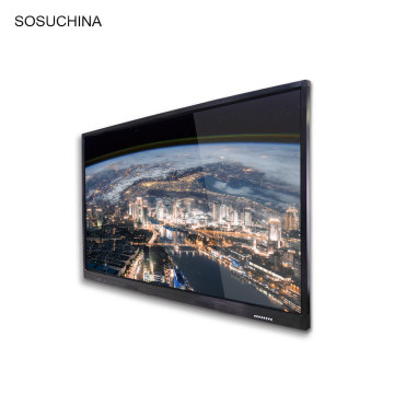 New design 55 inch touch screen whiteboard