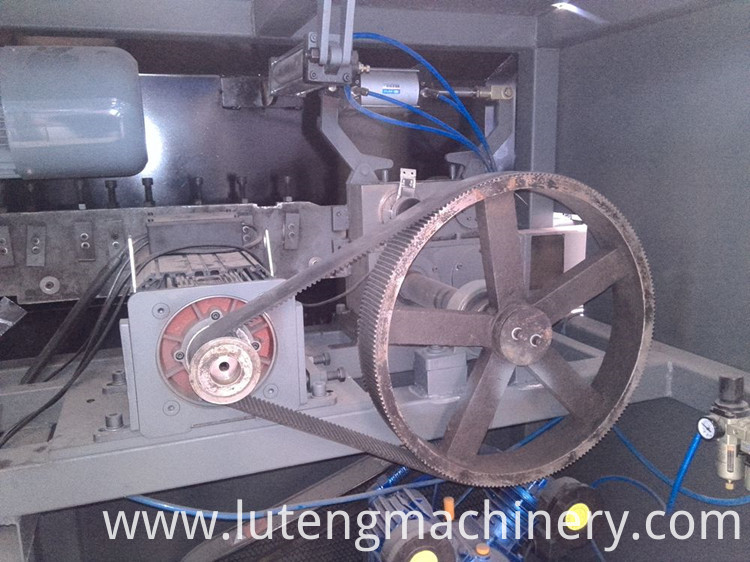 Round Bar Automatic Angle Bender Machine