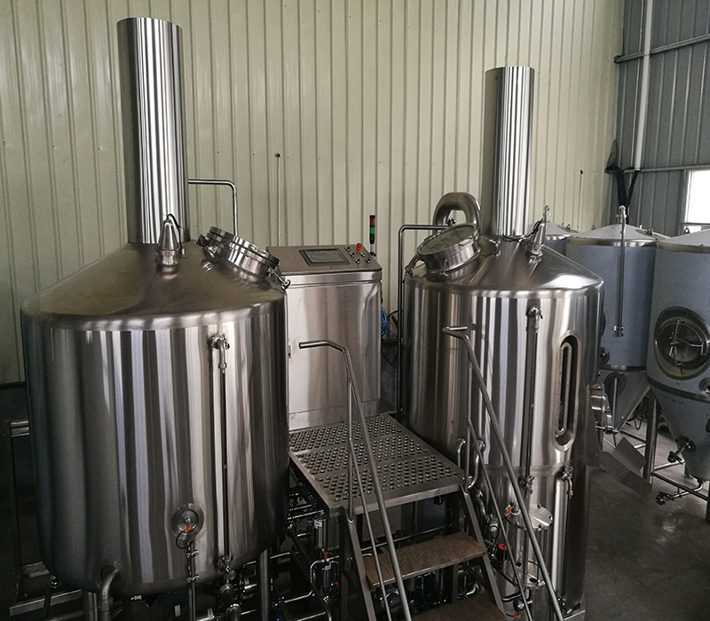 1000l Automatic Brewhouse