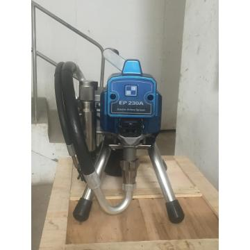 electric piston airless spraying equipment