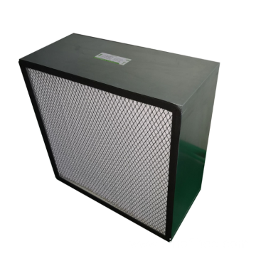 No Partition High Efficiency Air filter