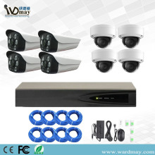H.265 8chs 5.0MP CCTV Security PoE NVR Kits