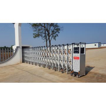 High Quality Electric Trackless Electric Retractable Gate
