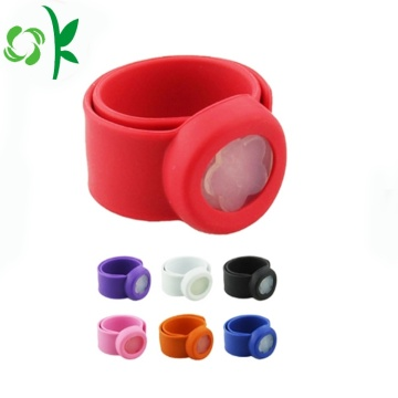 Baby/Kids Silicone Mosquito Repellent Band Cartoon Bracelet